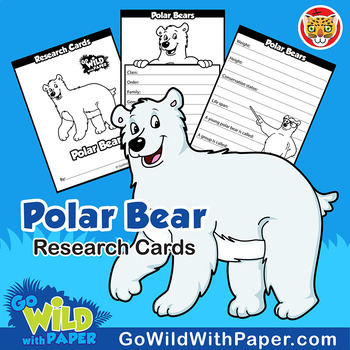 Animal Report Template Teaching Resources Teachers Pay Teachers