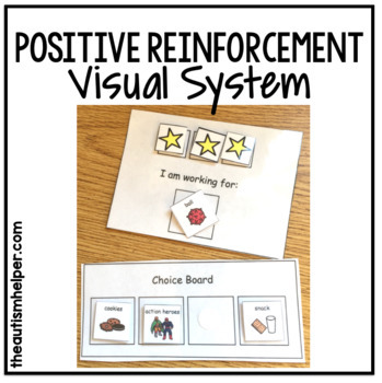 Positive Reinforcement Visual System for Children with Autism or