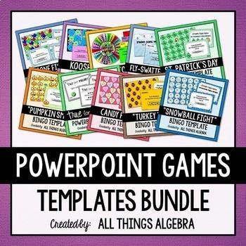 Ppt Game Template Teaching Resources Teachers Pay Teachers
