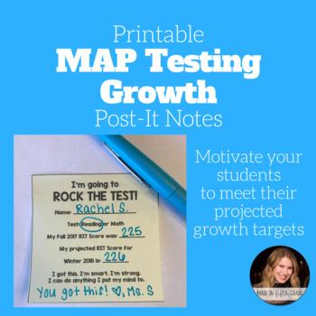 Map Testing Score Sheets Teaching Resources Teachers Pay Teachers