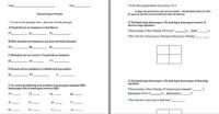 Punnett Square Practice Worksheets with Answer Keys by The ...