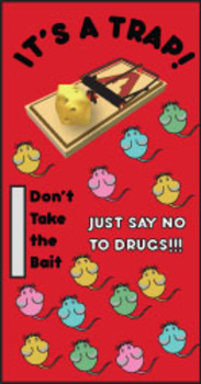 Red Ribbon Week, Door, Bulletin Board, Just say no to ...