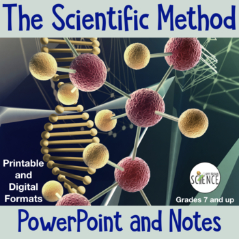Scientific Method by Amy Brown Science Teachers Pay Teachers - powerpoint about science