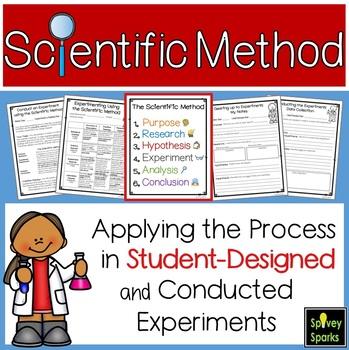 Scientific Method by Spivey Sparks Teachers Pay Teachers
