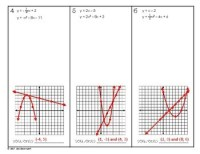 Solving Systems of Linear & Quadratic Equations by