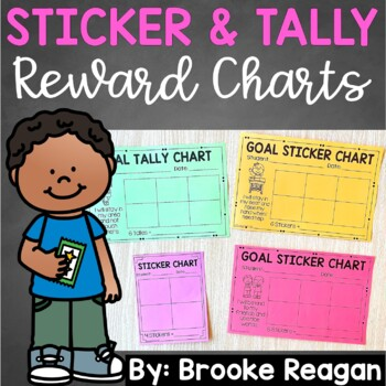 Free Sticker Charts Teaching Resources Teachers Pay Teachers - sticker chart