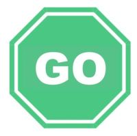 Stop and Go sign for bathroom by Jennifer Hall | TpT