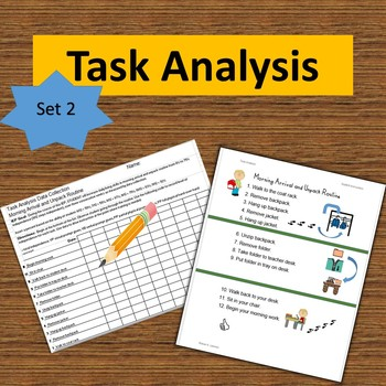 Task Analysis-Set 2-Data Collection, Visual Instruction, Progress