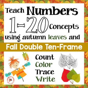 Double Ten Frame Worksheet Teaching Resources Teachers Pay Teachers