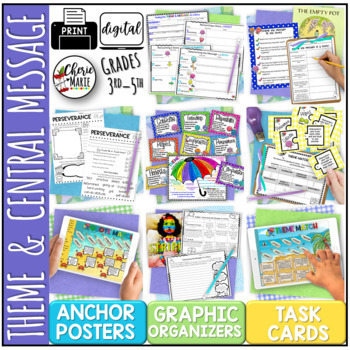 Theme in Literature Teaching Theme Central Message 3rd 4th 5th RL32