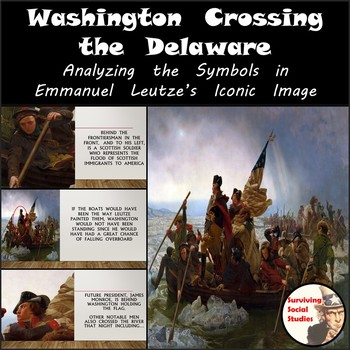 Washington Crossing the Delaware - Painting Analysis  PPT