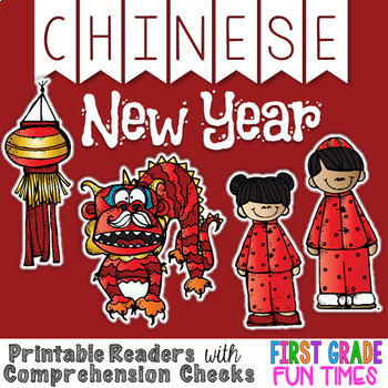 Chinese New Year 2018 by First Grade Fun Times TpT