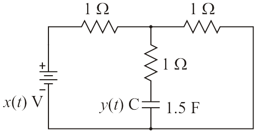 rc circuit transfer function