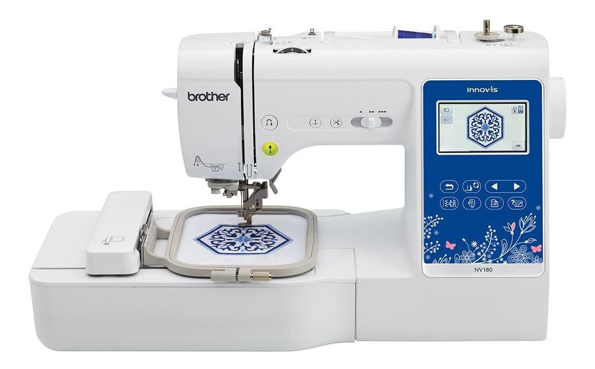 Cheap Sewing Machines Australia Brother Innov Is Nv180 Sewing Embroidery Machine Echidna Sewing Brother Sewing Embroidery Machine Experts