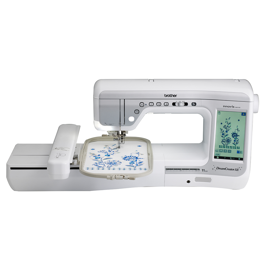 Cheap Sewing Machines Australia Brother Dreamcreator Xe Vm5100 Embroidery Sewing Machine