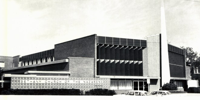 History of Herrick Auditorium
