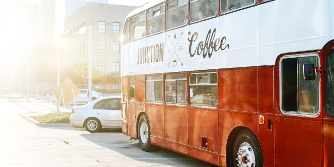 Coffee on the Move: Junction Coffee
