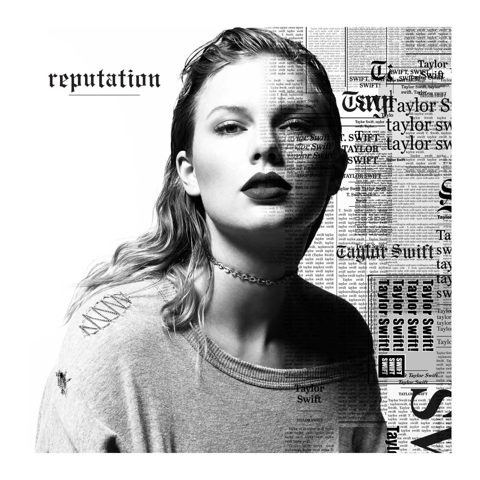 Taylor Swift Has Already Sold Over a Million Copies of 'Reputation'