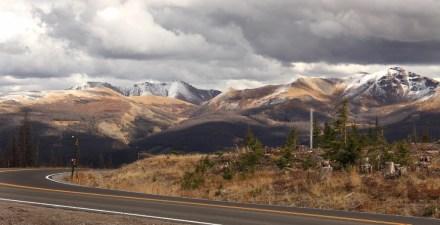 Slumgullion Pass Summit