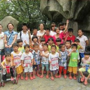Hefei-Animal-Park-Excursion-July-2014