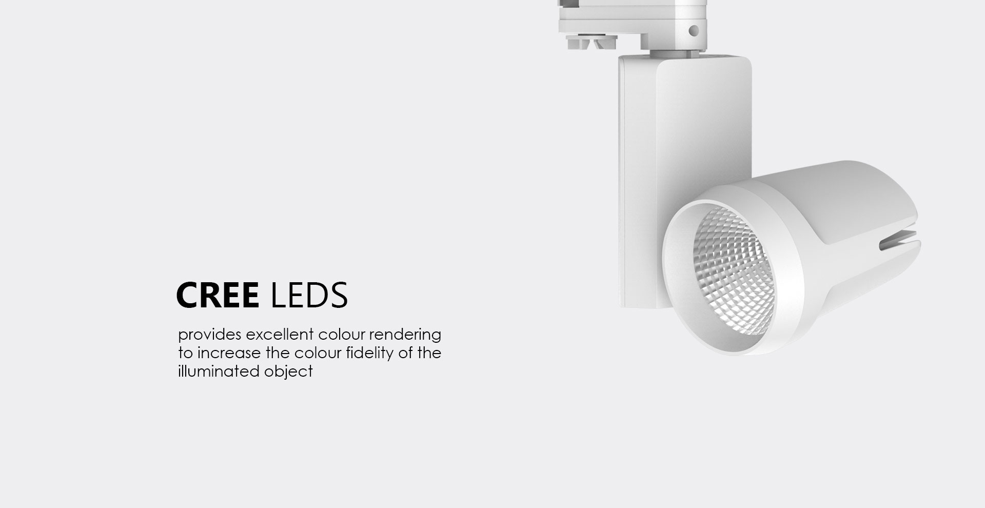Dimmbare Led Spots Eci Lighting Nico Dimmable 35w Track Spots