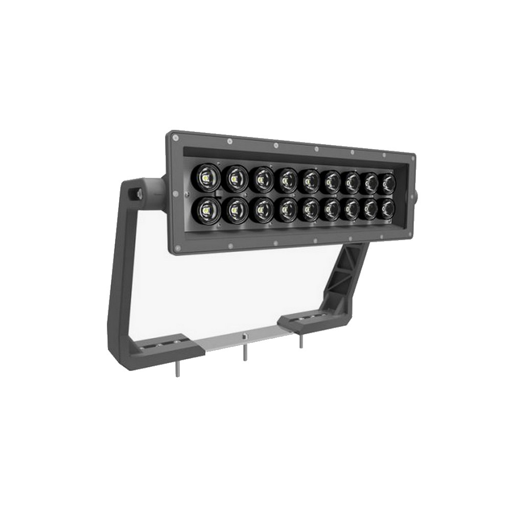Projecteur Led Exterieur Ip66 Sedium Pro Projecteur Industriel Ip66 Avec Module Led Horizontal 185w