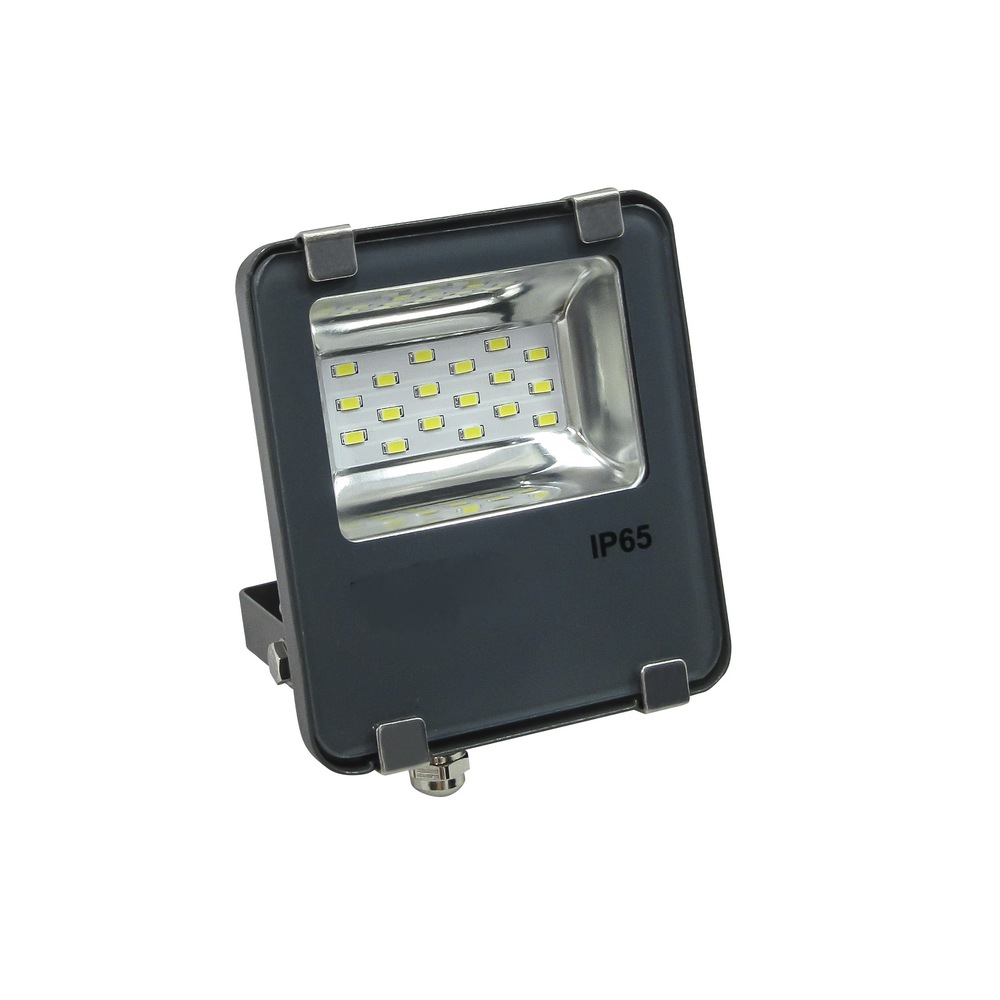 Spot Led Exterieur Ip65 Faucon 10 à 50 W Projecteur Led étanche Ip65