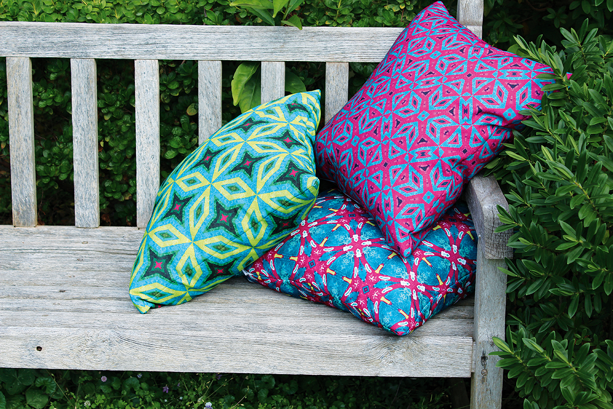 Moteef Outdoor Cushions With Personality Eclectic