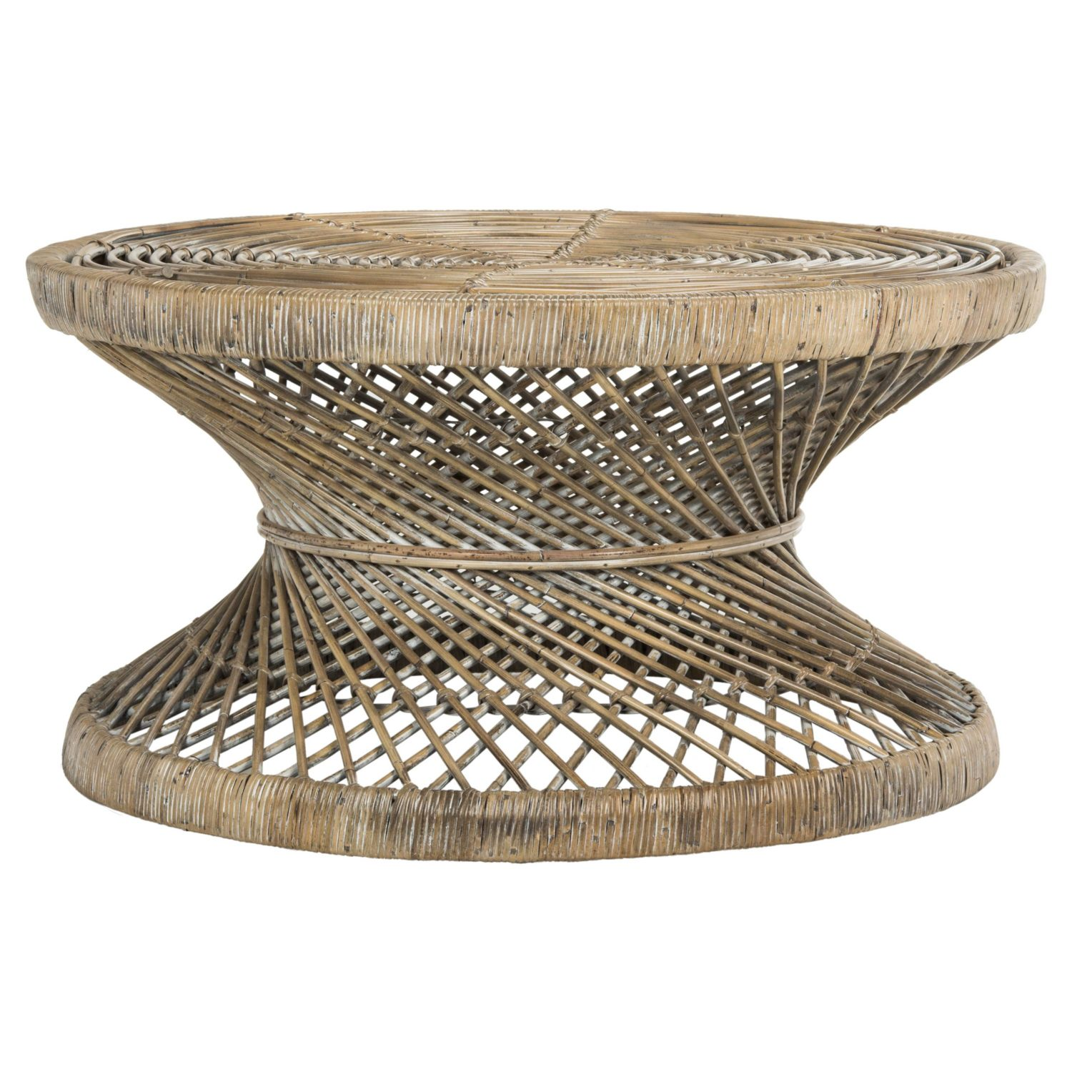Rattan Table Rattan Round Coffee Table