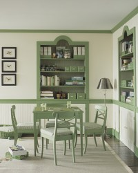 Color Scheme: Mint Green and Grey | ECLECTIC LIVING HOME