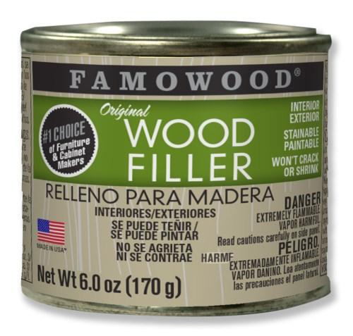 Medium Of Exterior Wood Filler