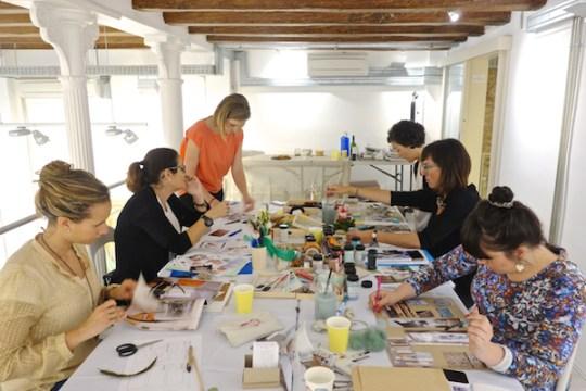 Mood boarding workshop 21.06 Eclectic Trends Studio 1 (1)