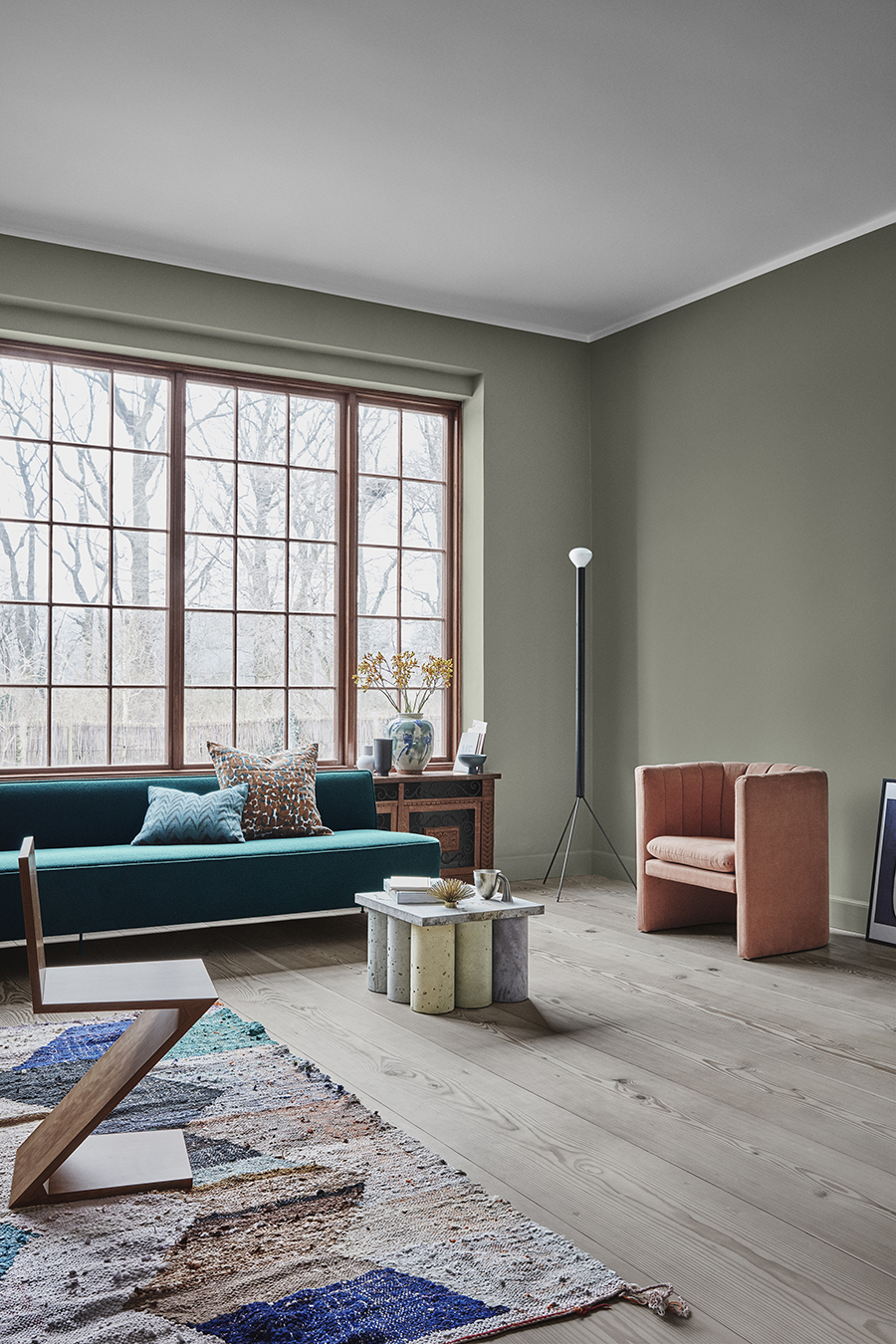 Gray Interior Design Eclectic Trends 3 Jotun Colors Of The Year 2019 Calm Refined