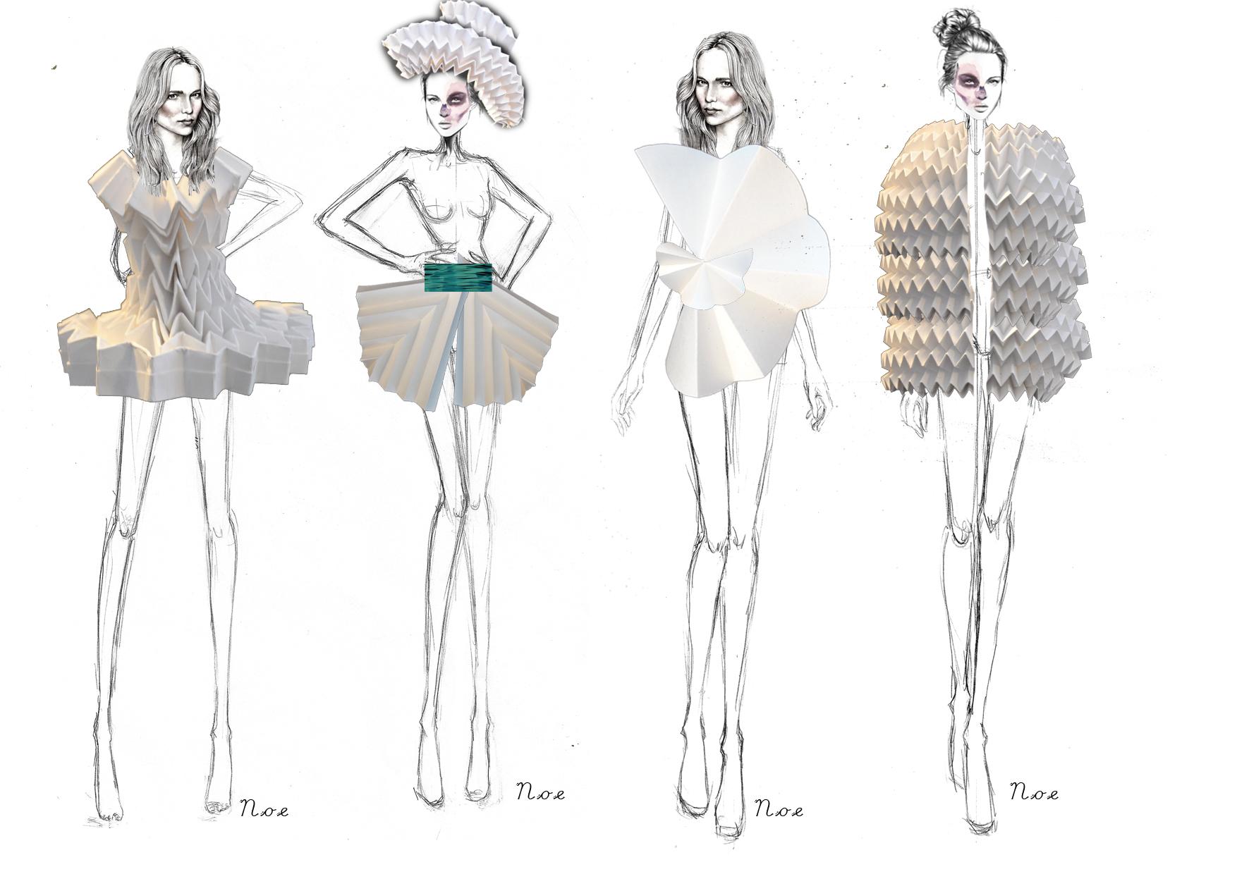 sketched models