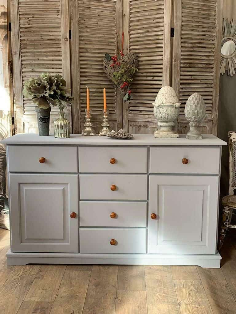 Sideboard Shabby Chic 119shabby Chic Solid Pine Sideboard Dresser Eclectivo London