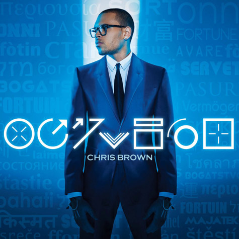 Chris Brown-Fortune cover