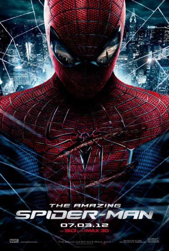 The Amazing Spiderman_ official_poster