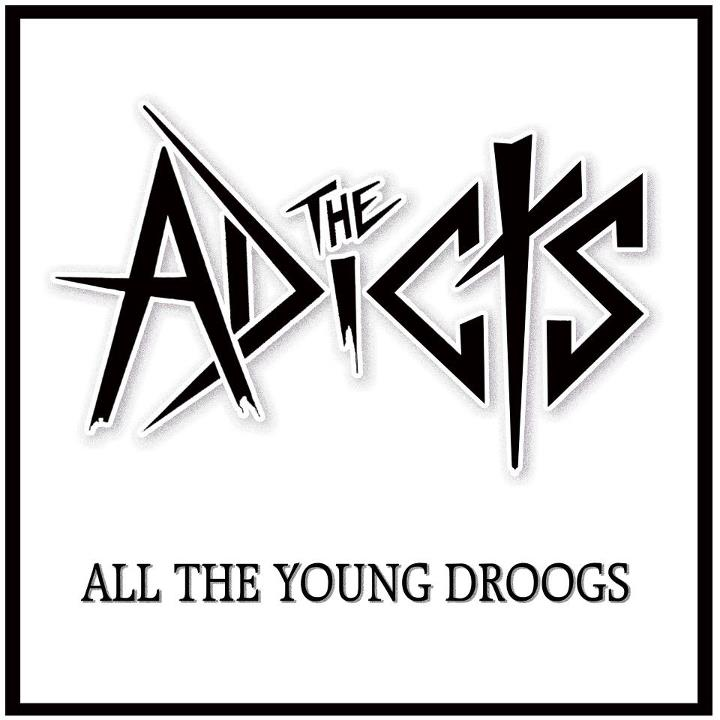 The Adicts-All The Young Droogs cover