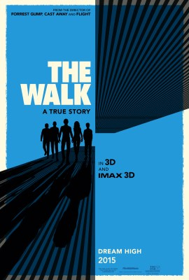 The Walk - 1-sheet