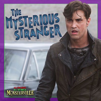 Ryan McCartan in R.L. Stine's Monsterville