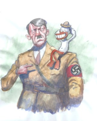 Hitler's Folly