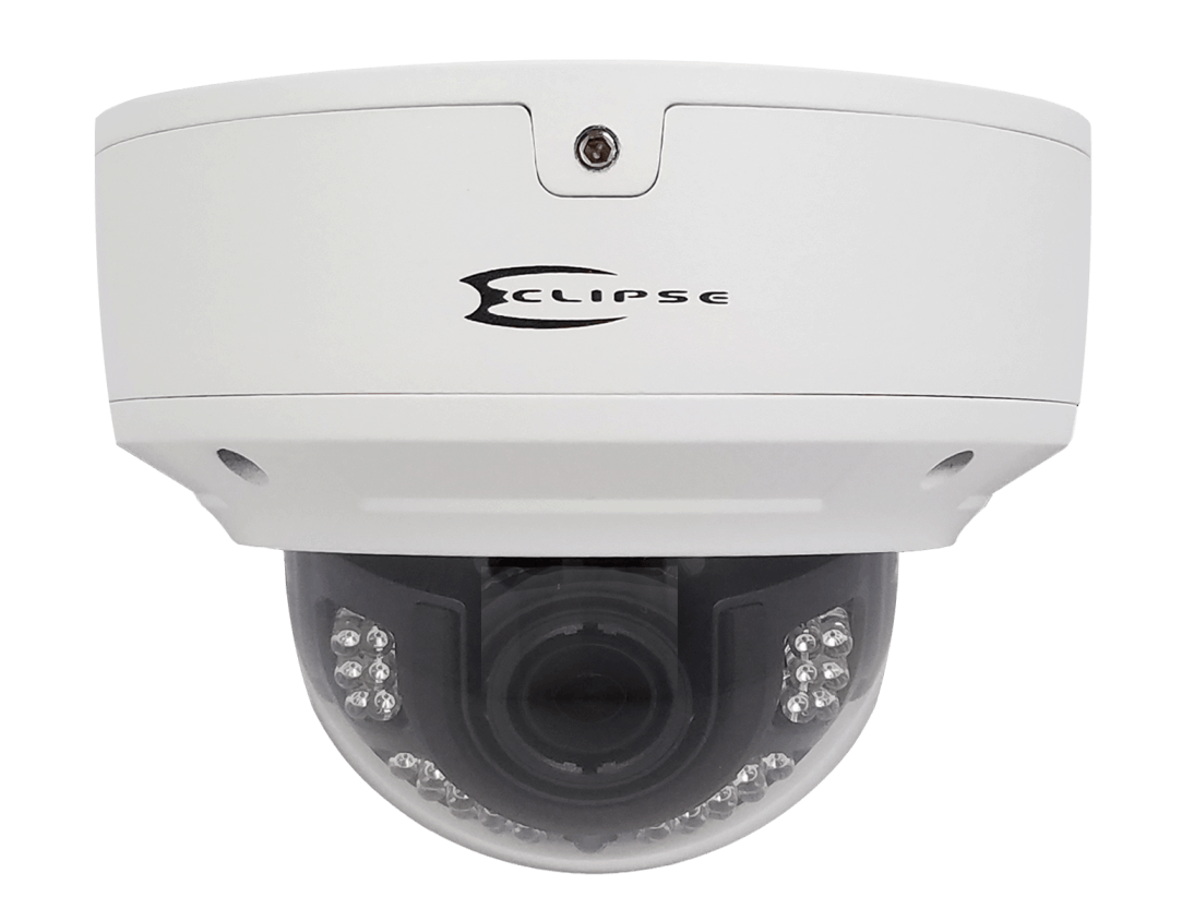12mm Multiplex Ecl Pro27sm 2mp Starlight Multiplex Hd Dome Camera Eclipse Security