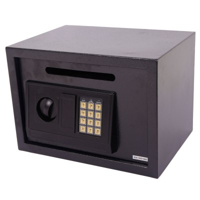 Digital Depository Electronic Safe Boxs Cash Slot Drop Off Retail Security Hot 692752591907 | eBay
