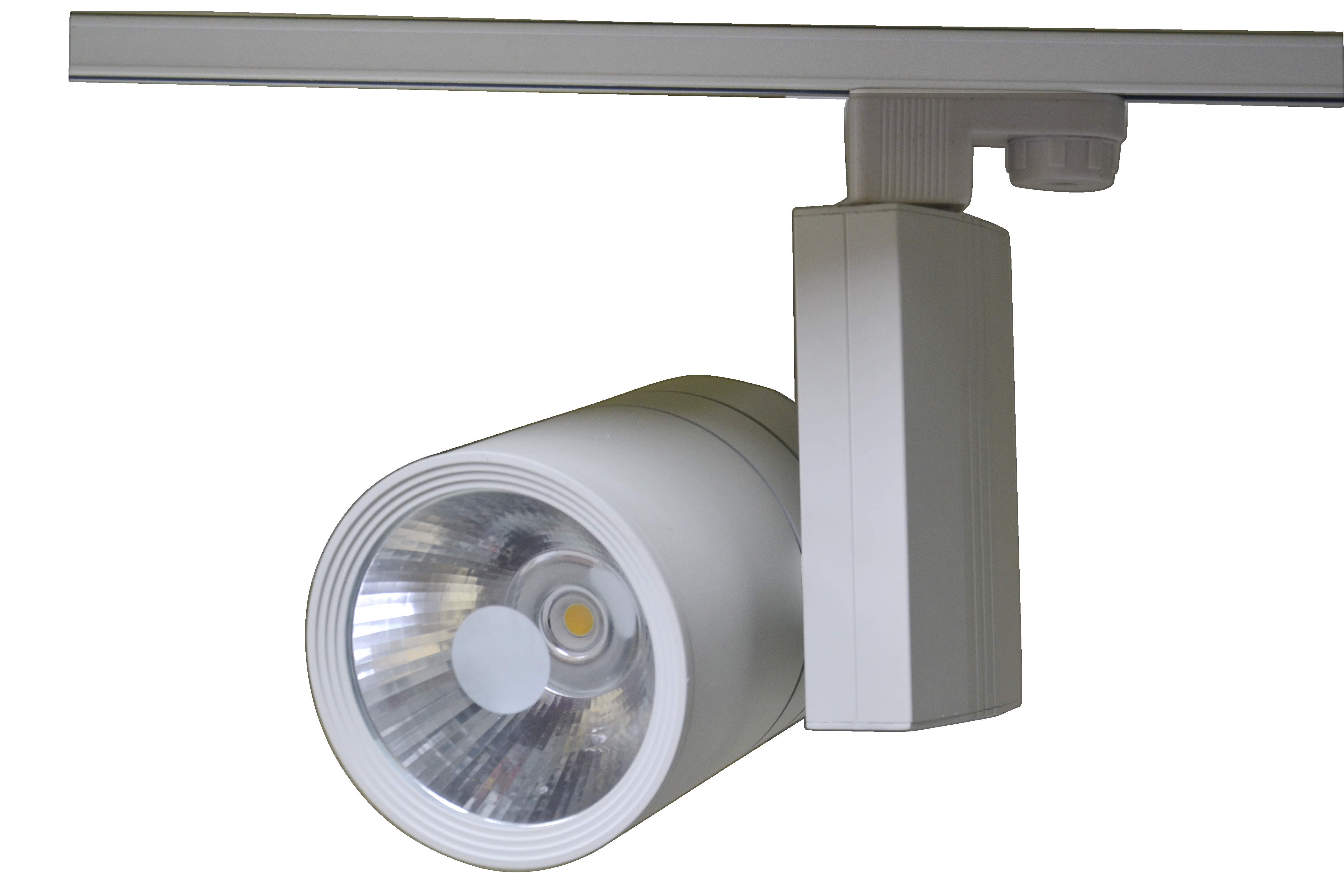 20 Watt Led Led Railspot 20 Watt 4000k Wit 3 Fase Ecobright