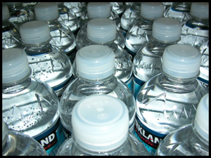 bottled water and toxic chemicals