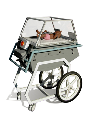 recycled incubator