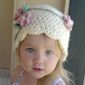 Handmade Baby Hat