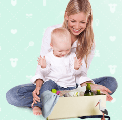 petiteBox: Monthly Delivery of Premier Natural Brands for Mom and Babe