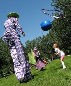 Pesticide-Free Park Festival