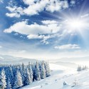 AN OLD MAN'S WINTER NIGHT by Robert Frost